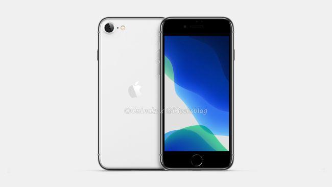 iphone 9 Design
