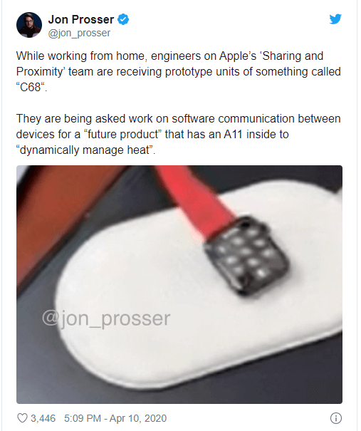 Jon-prosser-Tweet-about-Airpower