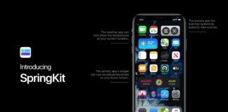 iOS 14 Spring Kit
