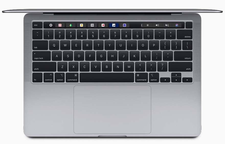 Macbook Pro 2020 (13-inch) new Magic Keyboard