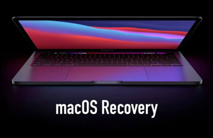 How to Boot M1 Mac Into macOS Recovery