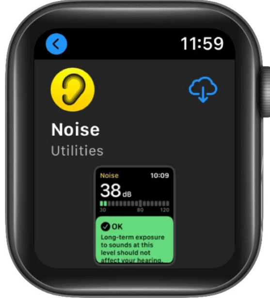 reinstall deleted apple watch app