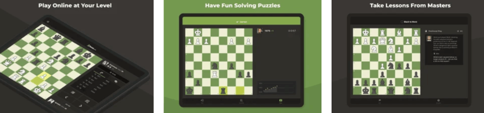 Chess app for ipad and iPhone