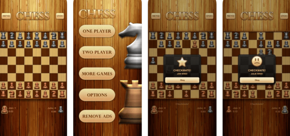 Chess app for iphone and ipad