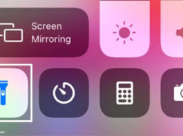 iPhone Flashlight Not Working