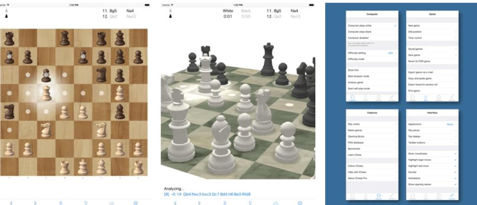 tchess pro app screenshot