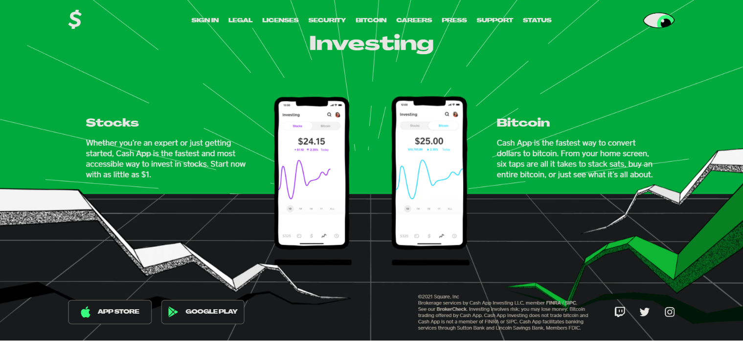 Cash App Best Cryptocurrency App to Manage Crypto-Finance