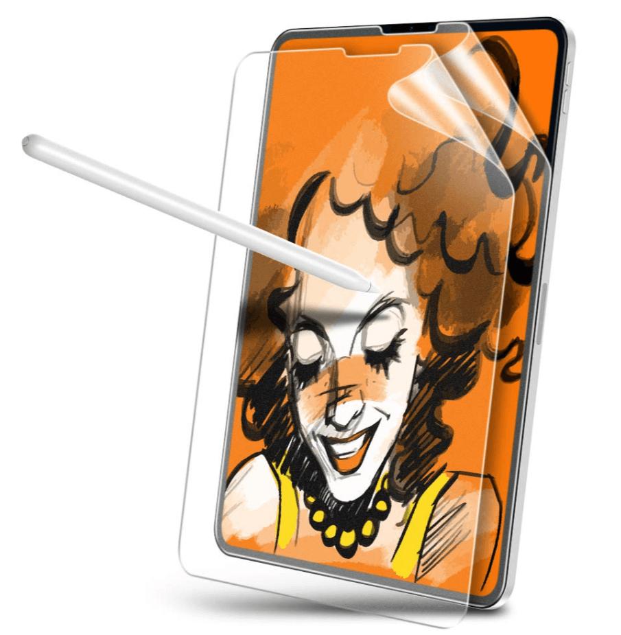 ESR Paper-Feel Screen Protector for iPad Air 4 2020 (2-Pack)