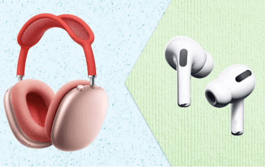 AirPods Max vs AirPods Pro